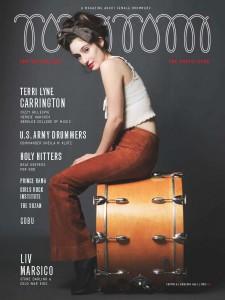 Portada de Tom Tom Magazine
