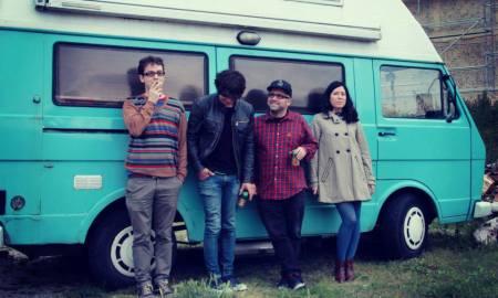 Turistas Belgas, de estreno con su primer EP