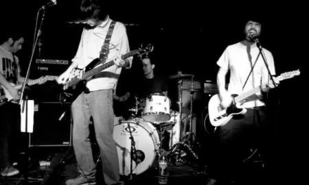 La banda, en una actuación en directo // Facebook