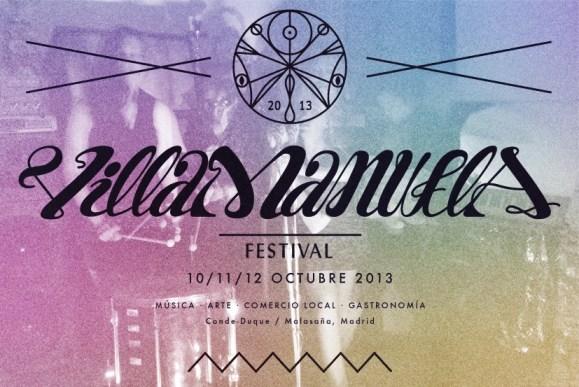 Cartel del Villamanuela, celebrado en Octubre