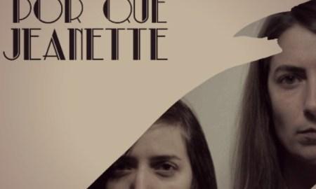 Detalle de la portada promocional del bandcamp // Por Qué Jeanette