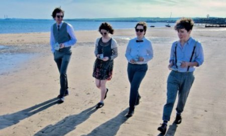 Imagen promocional de la banda escocesa