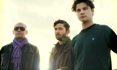 La banda, en una imagen promocional // The Antlers