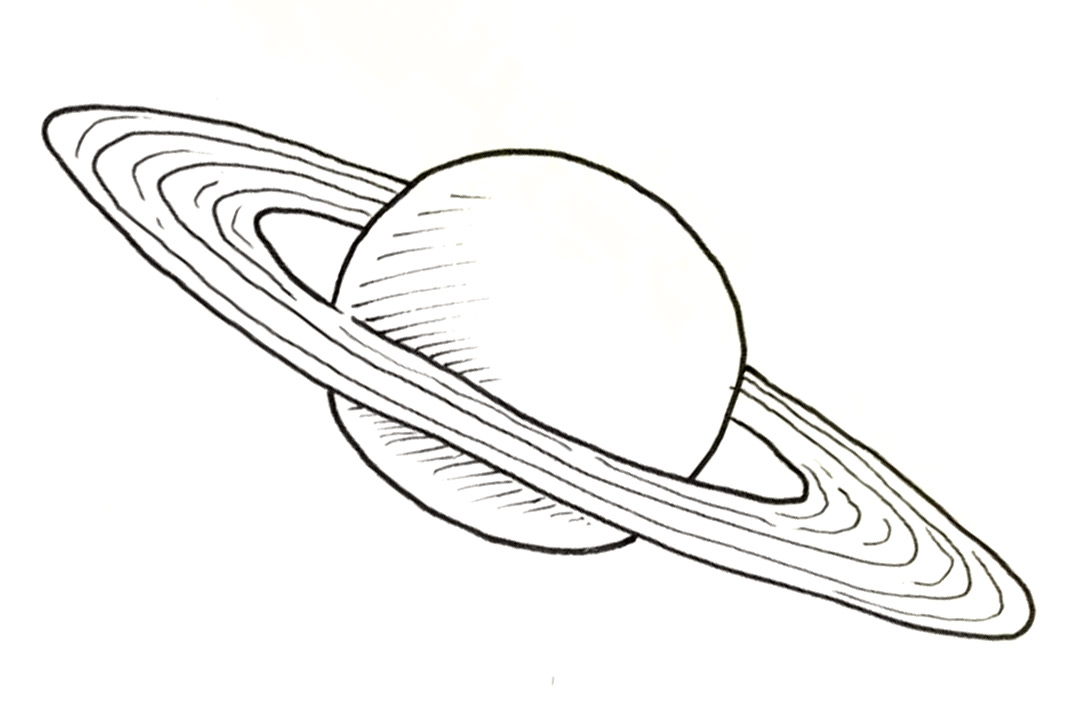 size of saturn