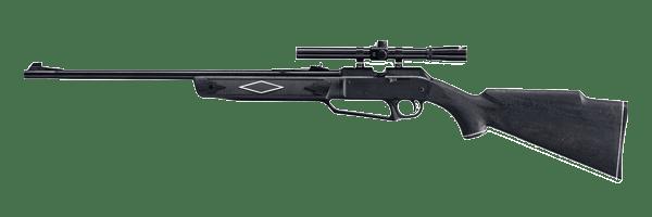 880 Powerline air rifle review 2016 Kit, Dark BrownBlack, 376 Inch