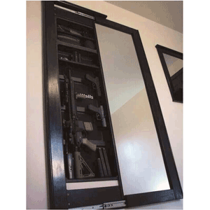 6 In Wall Gun Safe Reviews Reviews Of Hidden Safes Of 2018