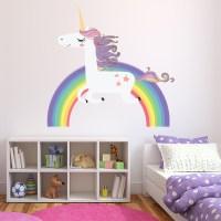 Rainbow Wall Decal - talentneeds.com