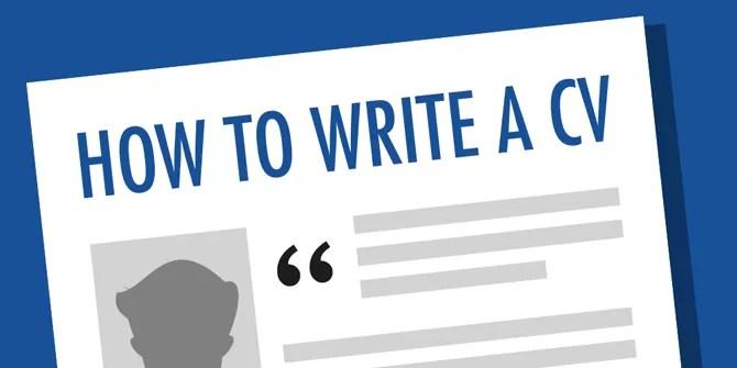 Curricula Vitae CVs versus Resumes - The Writing Center.