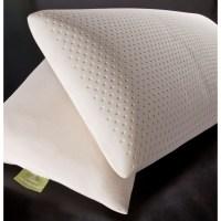 Rejuvenite Talalay Natural Low Profile Plush Latex Pillow ...