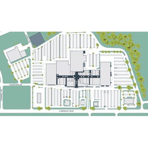 Medium Crop Of Burlington Mall Map