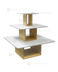 Square Display Tables | Shopfittings Direct Australia