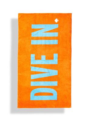 Kate Spade Dive In towel