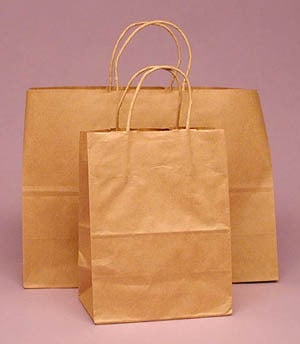 Kraft Paper Bags | Package your wedding welcome kits in kraft paper bags