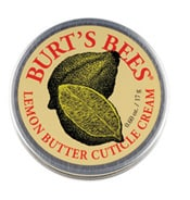 Burt's Bees Lemon Butter Cuticle Cream - Stocking Stuffers for Women - FantabulouslyFrugal.com 2012 Holiday Gift Guide - #giftguide #stockingstuffers
