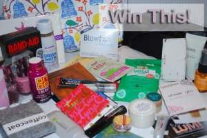 FabBox Giveaway from FantabulouslyFrugal.com