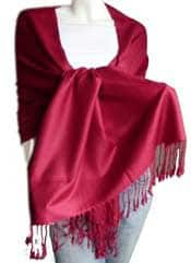 pashmina - Stocking Stuffers for Women - FantabulouslyFrugal.com 2012 Holiday Gift Guide - #giftguide #stockingstuffers