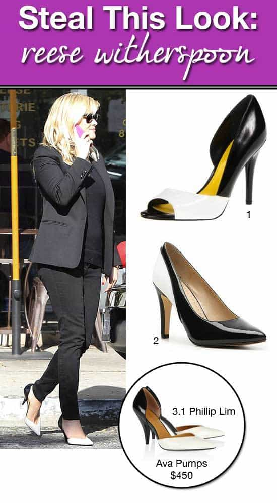 Reese Witherspoon's 3.1 Phillip Lim Ava Pumps for Less