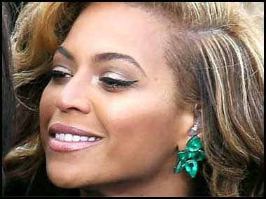 Beyonce's Emerald Earrings from Obama's Inauguration