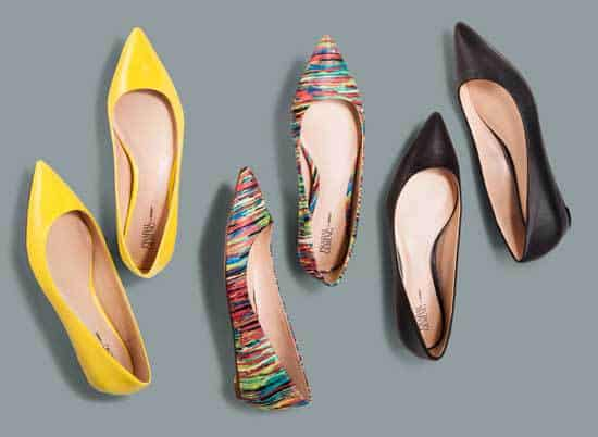 Prabal Gurung for Target Pointy Toe Flats