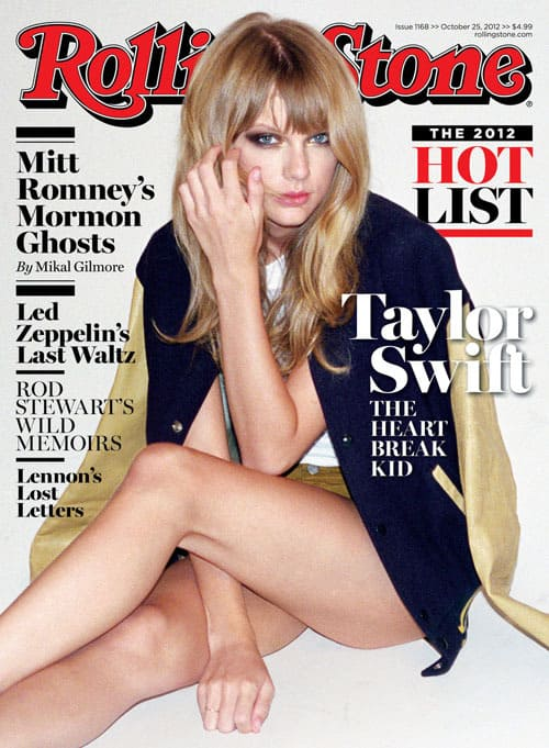 Taylor Swift Rolling Stone Magazine