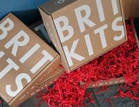 Brit Kits - crafting subscription box