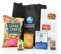 Hungry Globetrotter subscription box
