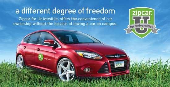 Zipcar University