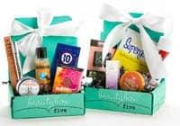 Beauty Box 5 - beauty sample subscription box