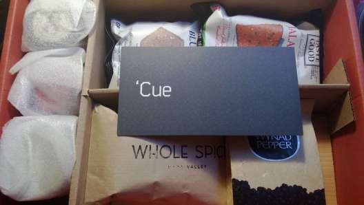 'Cue Box from Bespoke Post