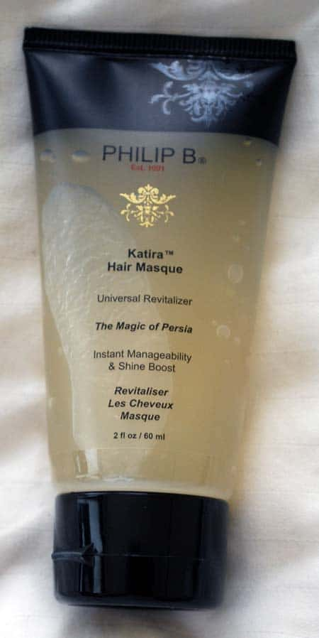 Phillip B. hair mask