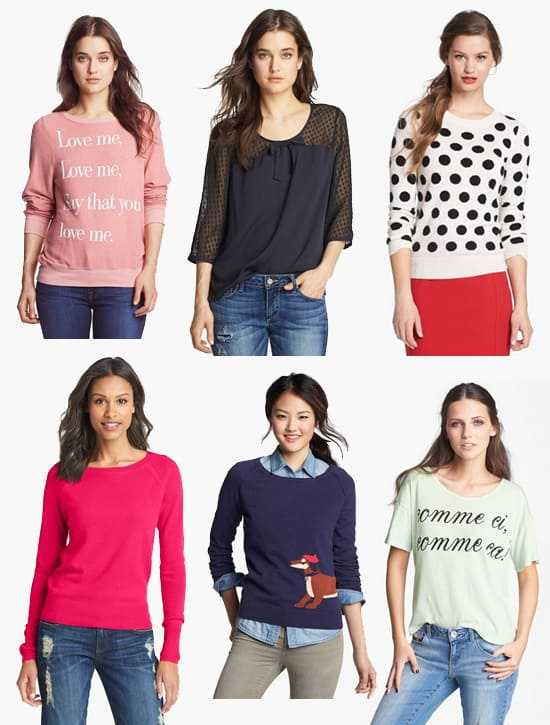 Tops from the Nordstrom Anniversary Sale