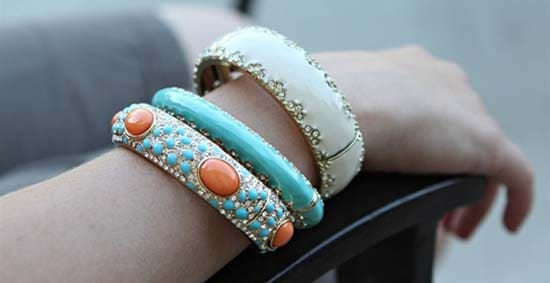 Bangles from Very Jane