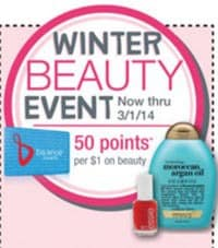 Walgreens Winter Beauty Ad
