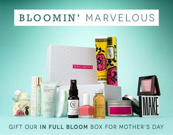 New Limited Edition Birchbox: In Full Bloom