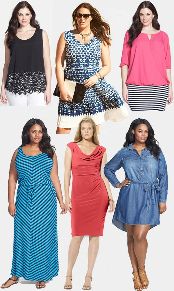 Plus Size Picks from the Nordstrom Half Yearly Sale