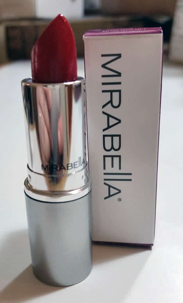 Mirabella Red Lip Colour