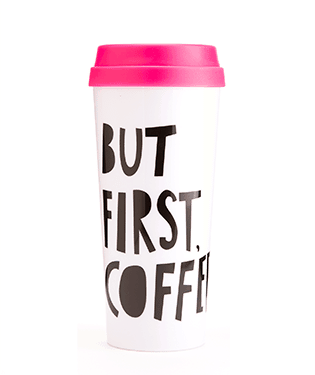 Treat Yourself: But First, Coffee