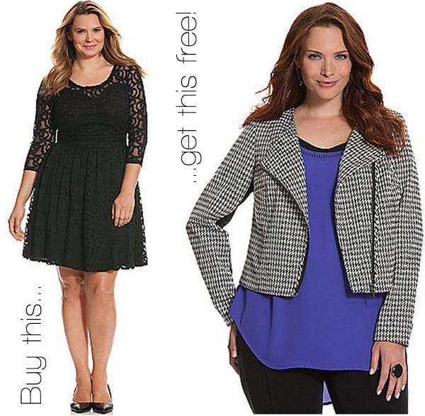 Lane Bryant BOGO Sale