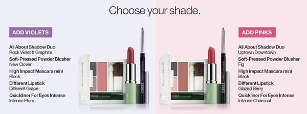 Clinique Bonus Choose Your Shade