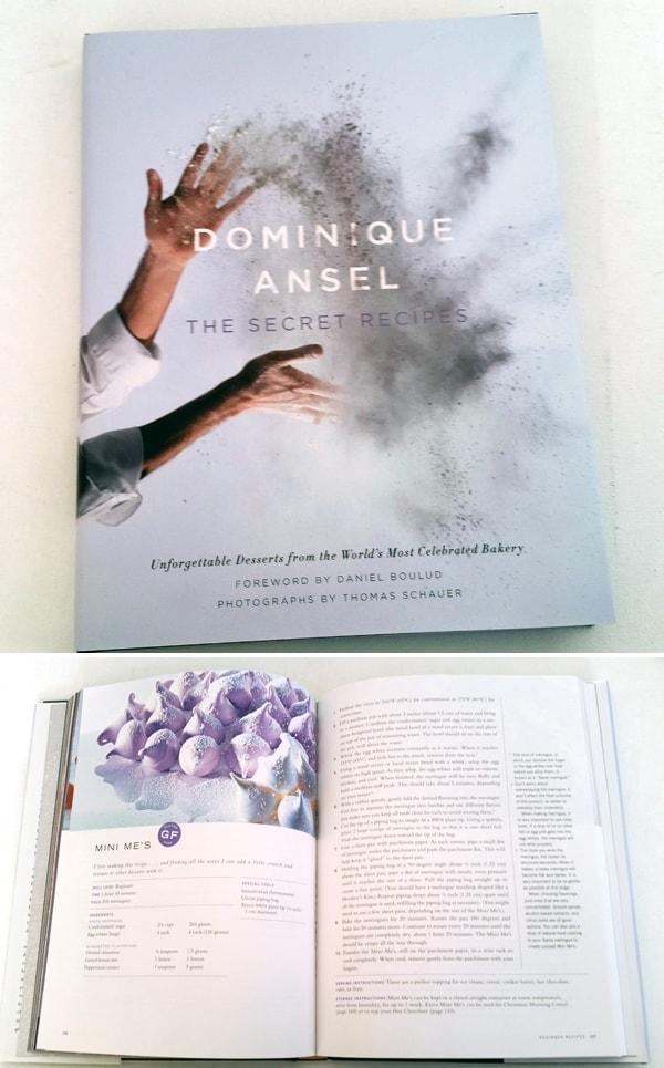 Dominique Ansel The Secret Recipes