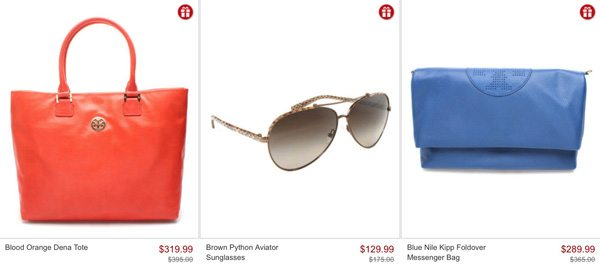 Tory Burch Sale at Zulily