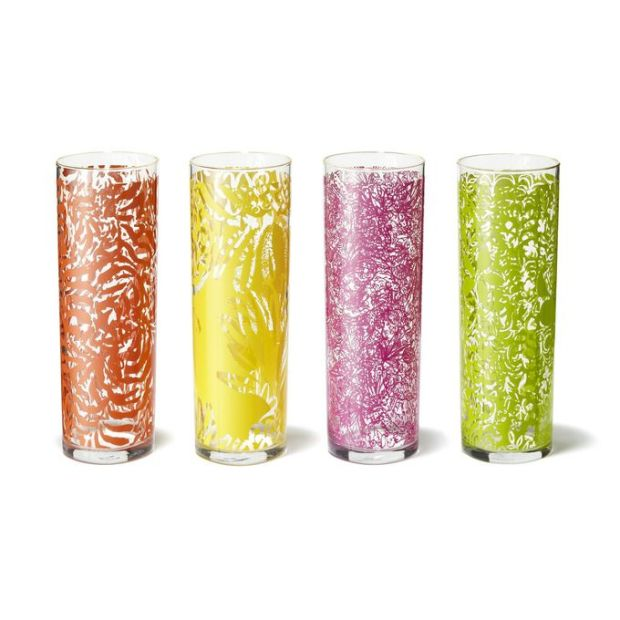 4-Pack Drinking Glasses