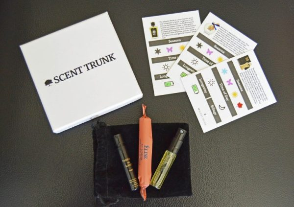 Scent Trunk Fragrance Subscription Review