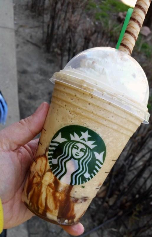 Smores Frappuccino