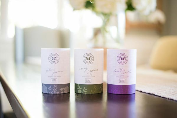 The Honest Company Soy Candle