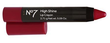 Boots No7 High Shine Lip Crayon