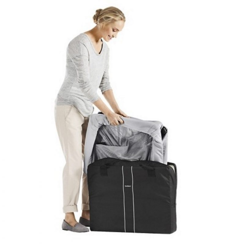 Must-Have Baby Gear: BabyBjörn Travel Crib