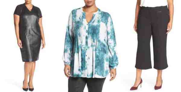 Plus size picks from the Nordstrom Anniversary Sale