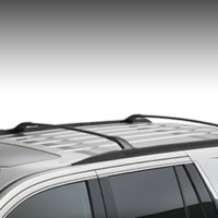 Roof Rail & Flomaster U Roof Rail For Car (Set Of 2 Silver ...
