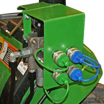 1020 John Deere Wiring John Deere Rear Hydraulic Kit Lvb25743